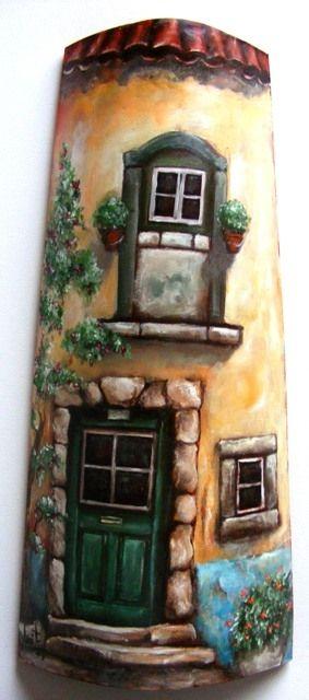 La Portuguesaa Jpg 283 640 Tegola Pinterest Decoupage Clay