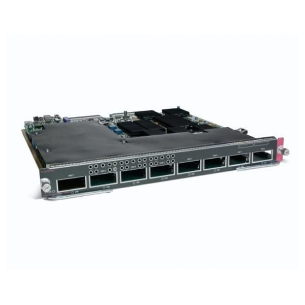 Ws X6708 10g 3c Cisco 8 Port 10 Gigabit Ethernet Module With Dfc3c Expansion Module 8 Ports Ws X6708 10g 3c Cisco