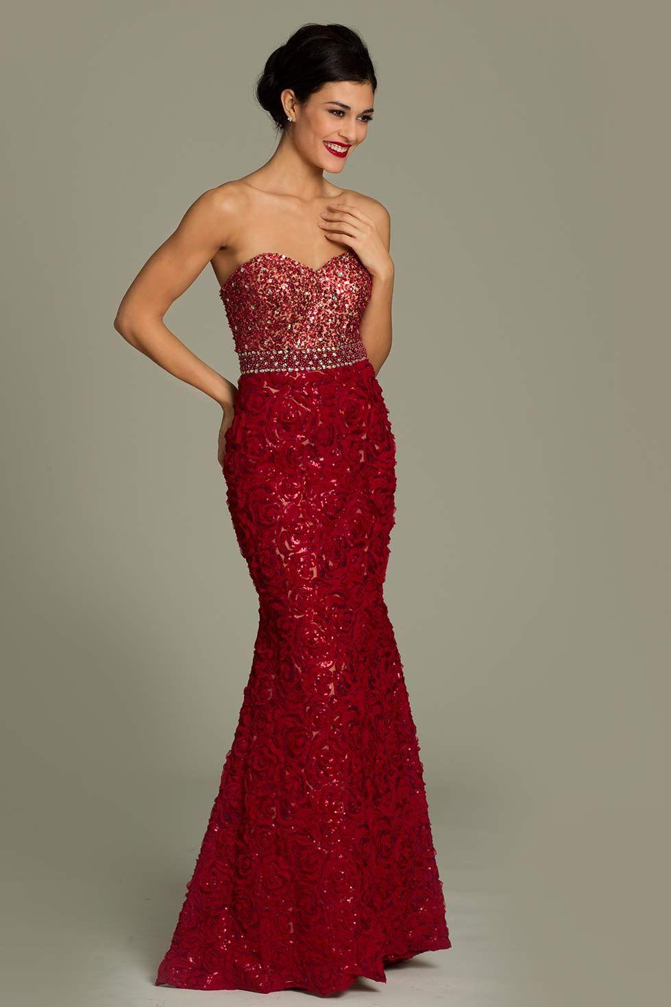 Sweetheart neckline Jovani gown | Evening Gowns | Pinterest | Jovani ...