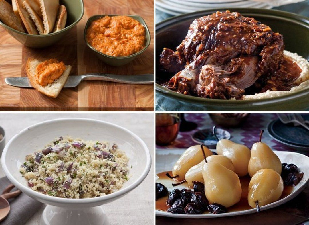 Dinner Party Menu Ideas For 4 Part - 47: 4 Menus For Your Next Dinner Party
