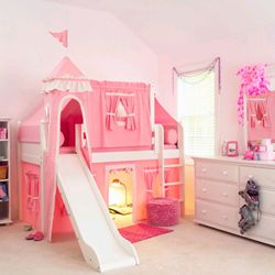 My bank account is crying at this price, but the bed is just awesome, cute, adorable, and all those good things.