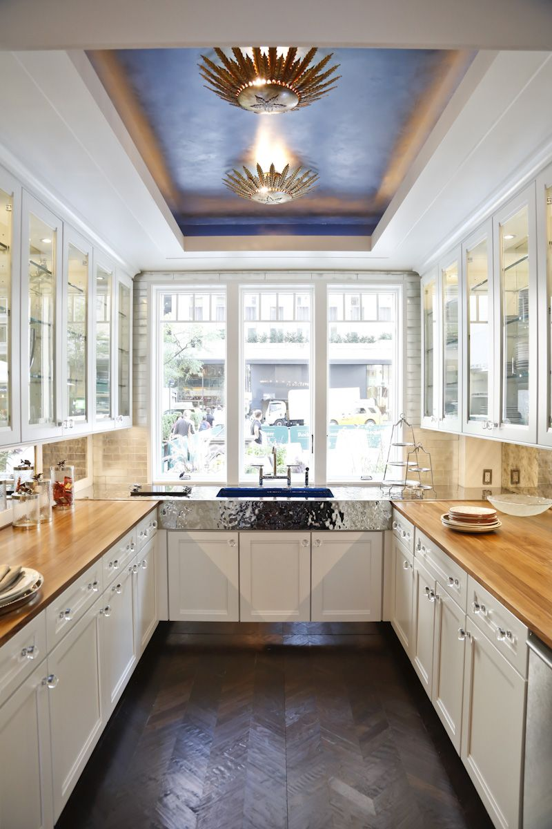 Butlers Pantry In The 2012 House Beautiful Kitchen Of The