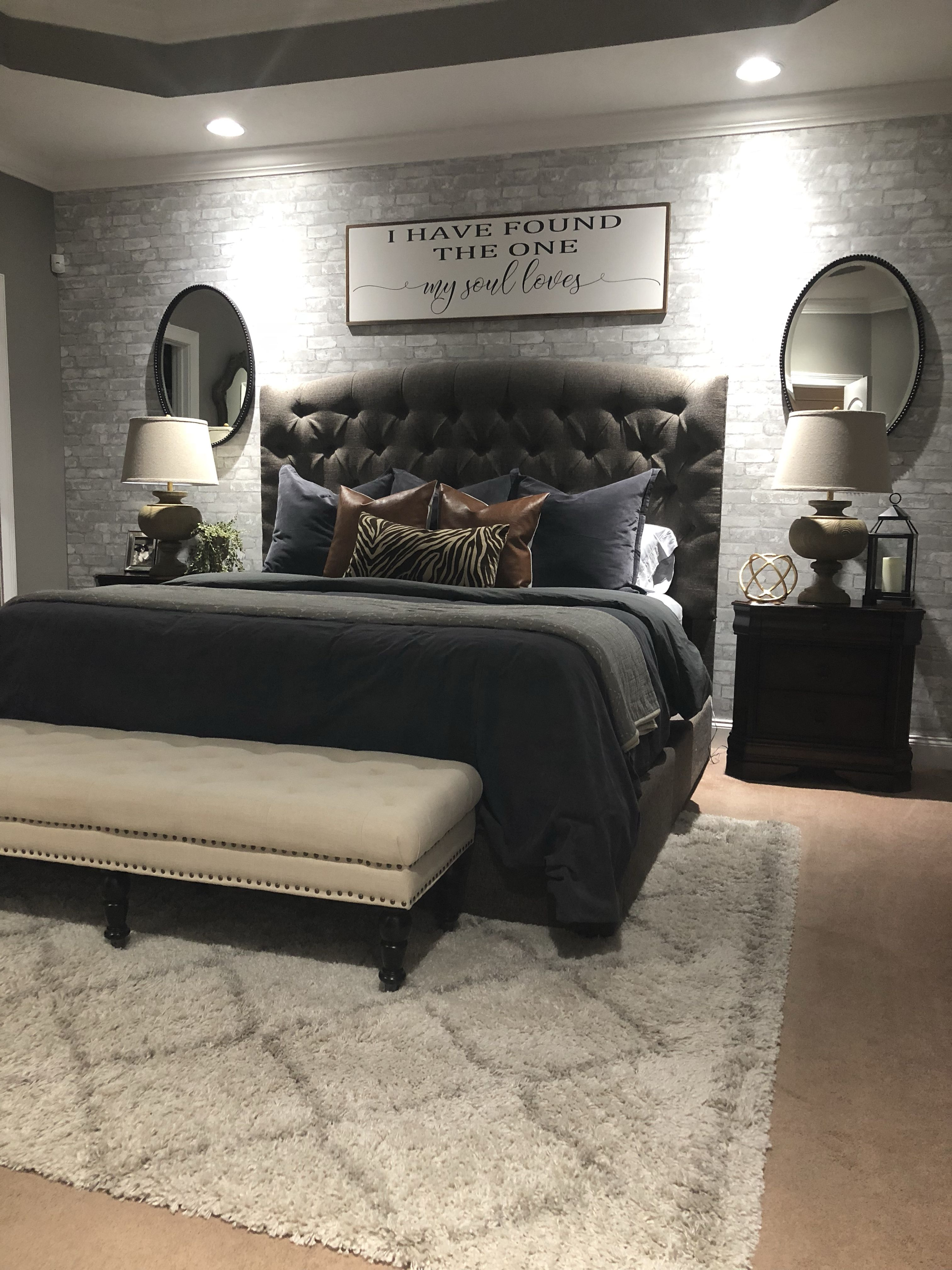 Master Bedroom Design For Couples Head Boards