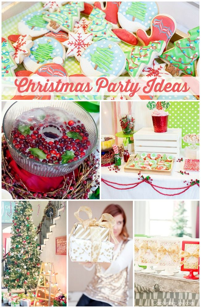 Friends Christmas Party Ideas Part - 50: Christmas Party Ideas