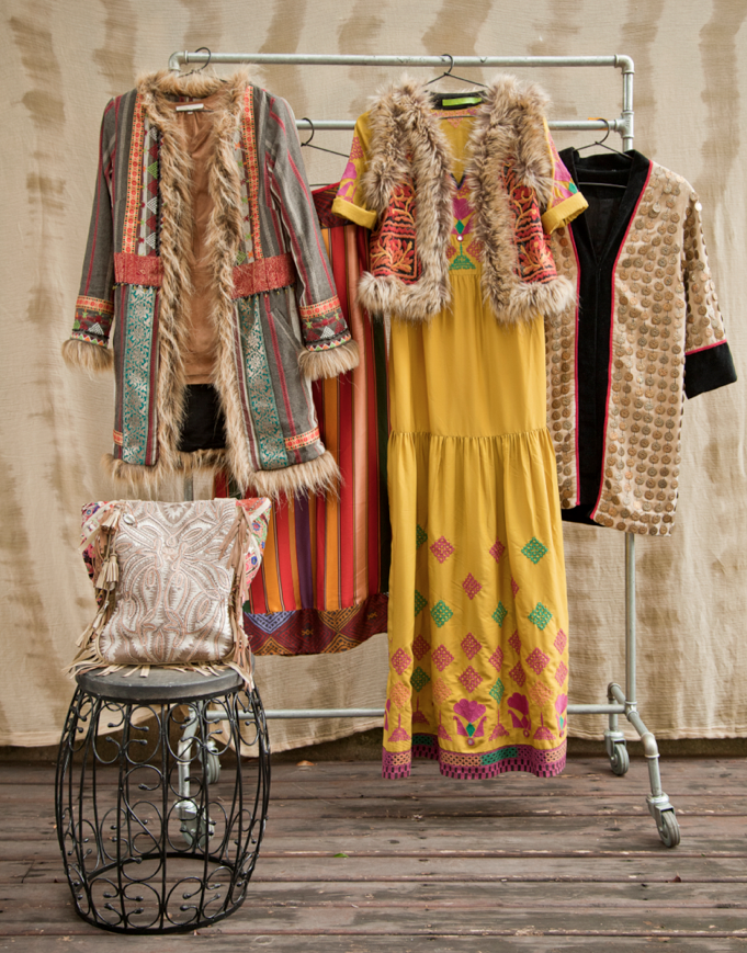 Boho Chic Ethnic Inspiration In Interior Design Projects: Ethnic Spirit Rapsodia.com