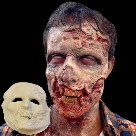 Foam latex makeup halloween