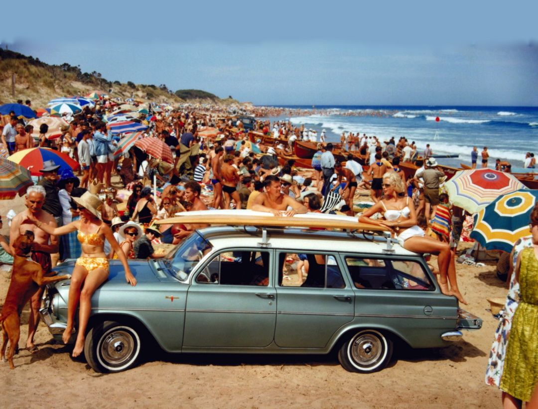 The iconic all Australian car the Holden - looks like the 70\'s ...
