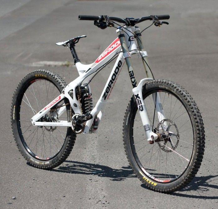 Zeroed G 1 A Radical Shift In Mountain Bike Engineering