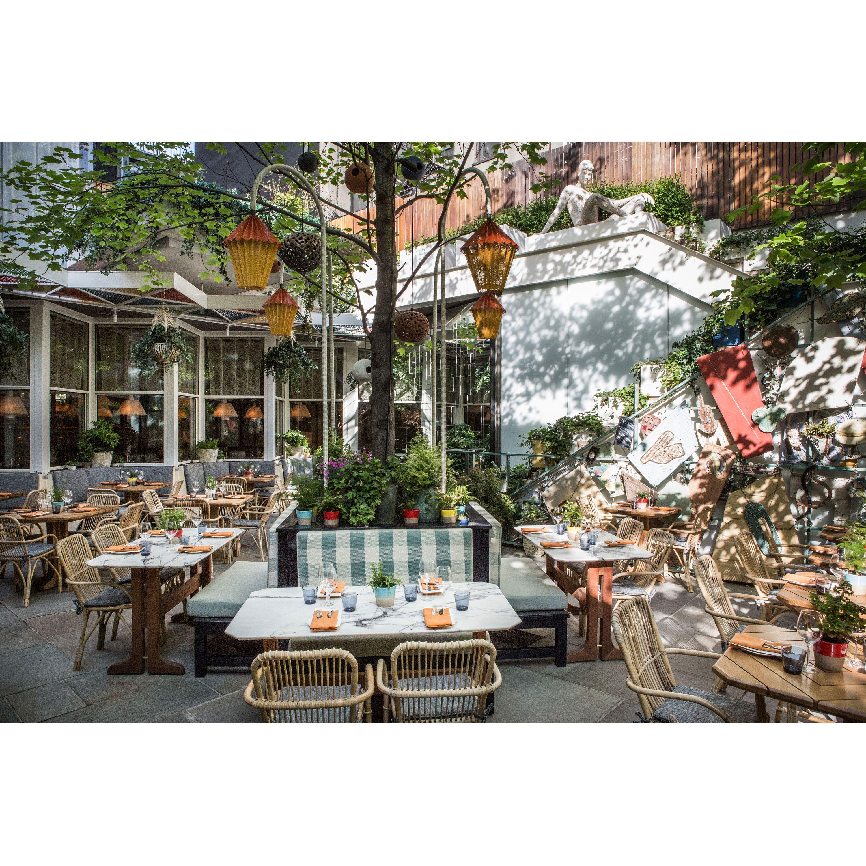 Al Fresco Dining Spots In Nyc