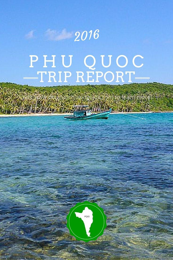 Phu Quoc Trip Report  Du Lch Vit Namm Thcj