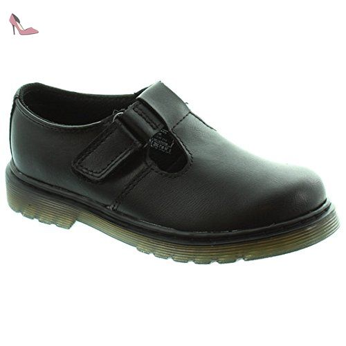 3989 Smooth, Chaussures de ville mixte adulte - Noir (Black), 47 EU (12 UK)Dr. Martens