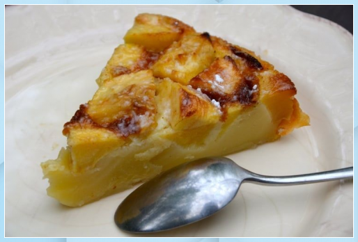 Rezept Clafoutis mit Äpfeln für 6 Personen - Blaubeerekuchen #Äpfeln #Clafoutis #für #mit #Personen #Rezept