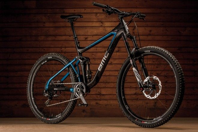 Review Bmc Speedfox 02 Trailcrew Bike Magazine Mountain Bike