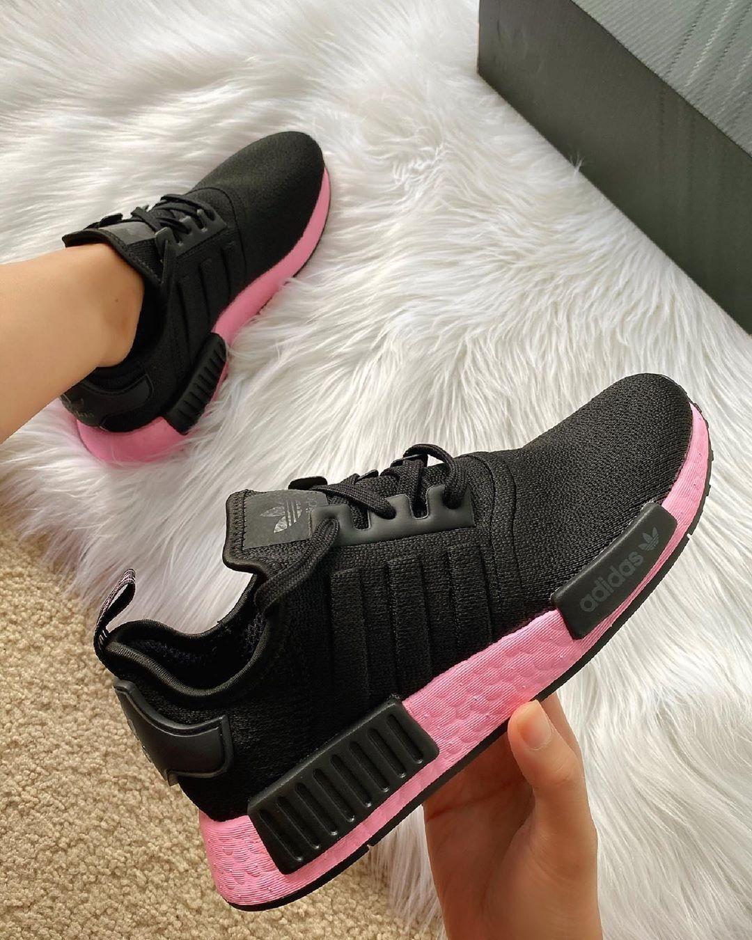 JOURNEYS | adidas NMD R1 Black / Pink -- photo credit: @ enigma_e ...