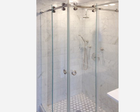 Serenity Sliding Shower Door System Corner Shower Enclosures Sliding Shower Door Shower Doors