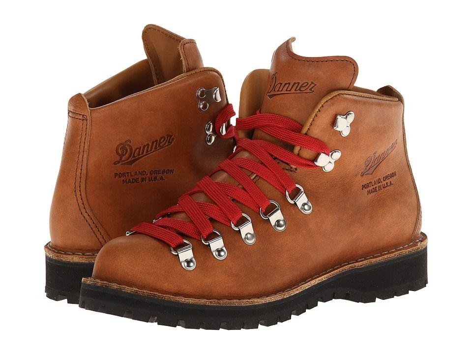 Danner Mountain Light Cascade Women s Work Boots Brown  6611e301a