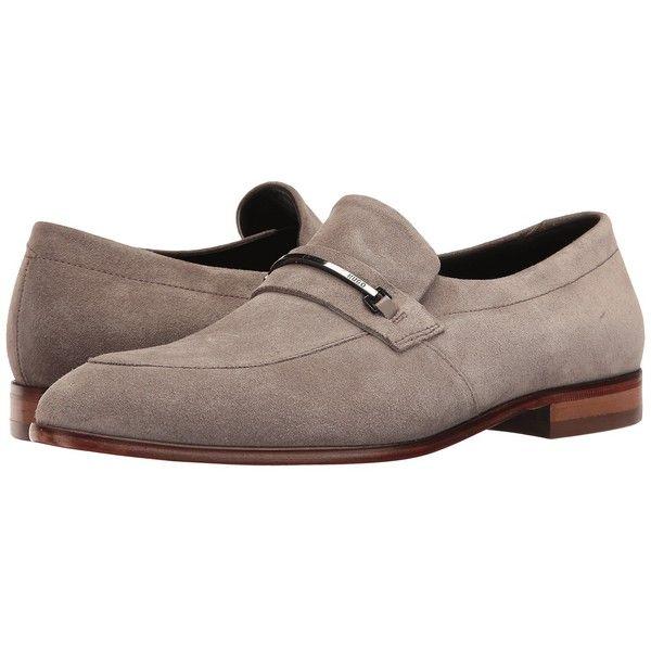 BOSS Hugo Boss Dress Appeal Loafer by HUGO (Medium Grey) Men's Shoes (€