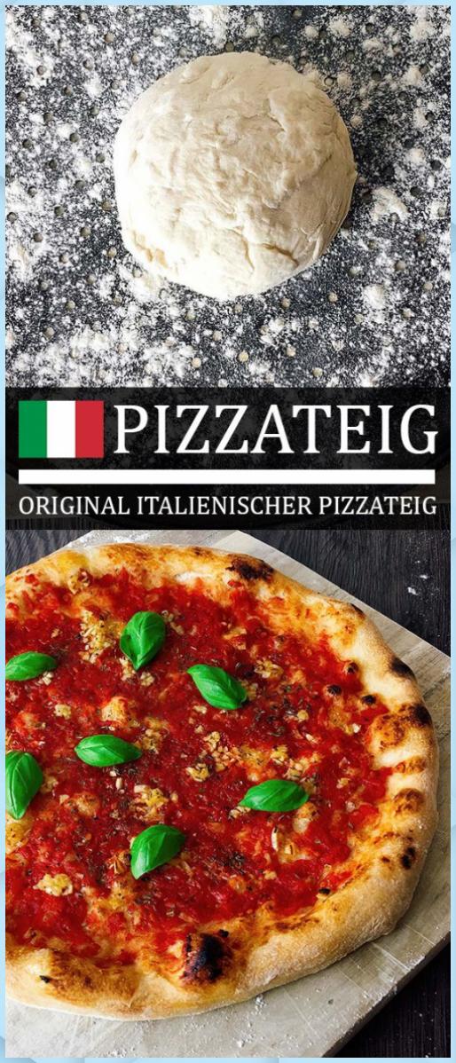Original Italienischer Pizzateig Pizza Rezept Aus Nea Vegan Backen Herzhaft Aus Itali In 2020 Original Italienischer Pizzateig Italienischer Pizzateig Pizza Teig