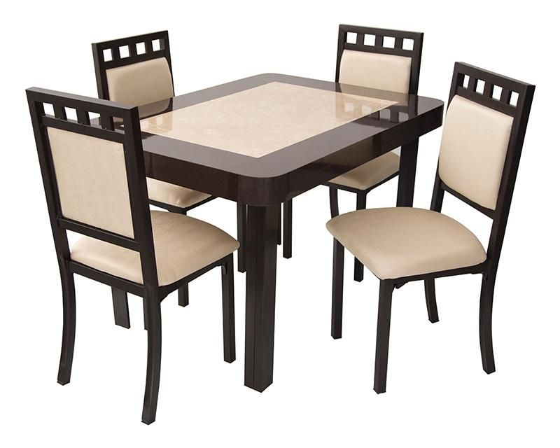 Comedor Kioto Con 4 Sillas Furniture Home Decor Dining Table