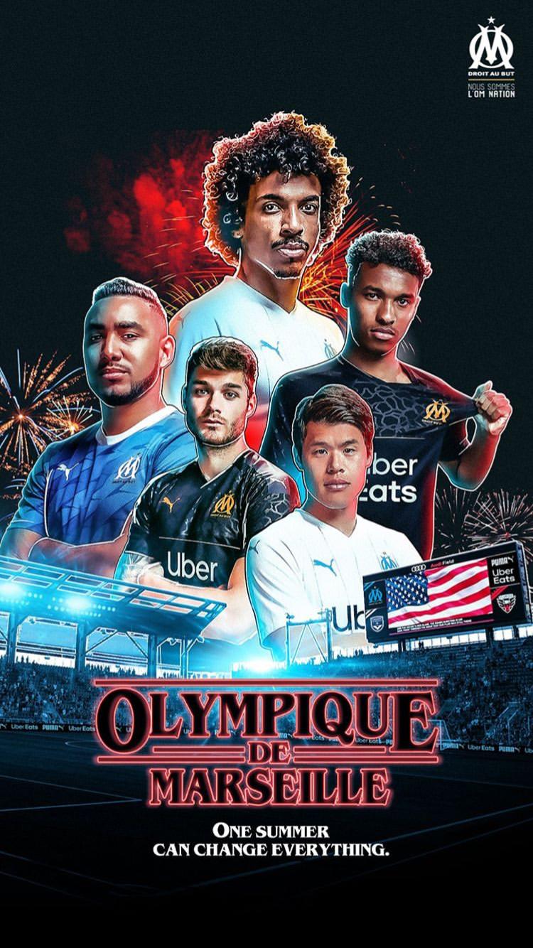 Olympique De Marseille Olympique Olympique De Marseille Marseille