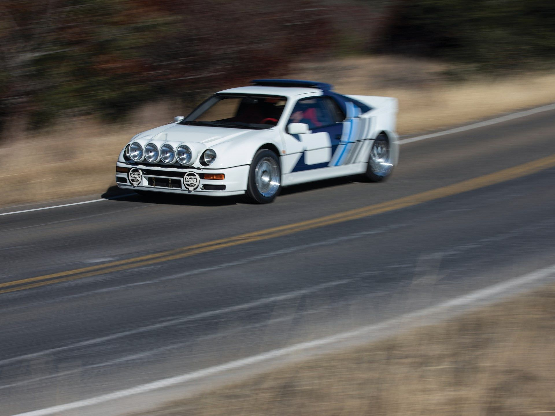 1986 Ford Rs200 Evolution Car In The World Ford Evolution