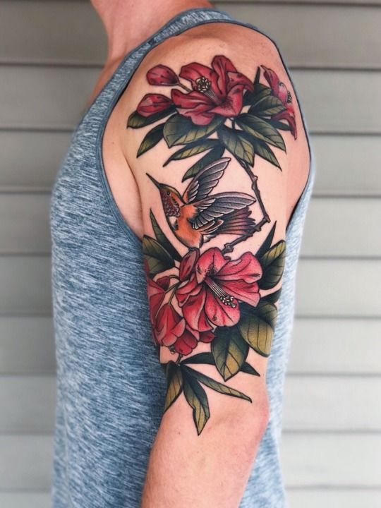 Google Tattoo: Rhododendron Tattoo - Google Search
