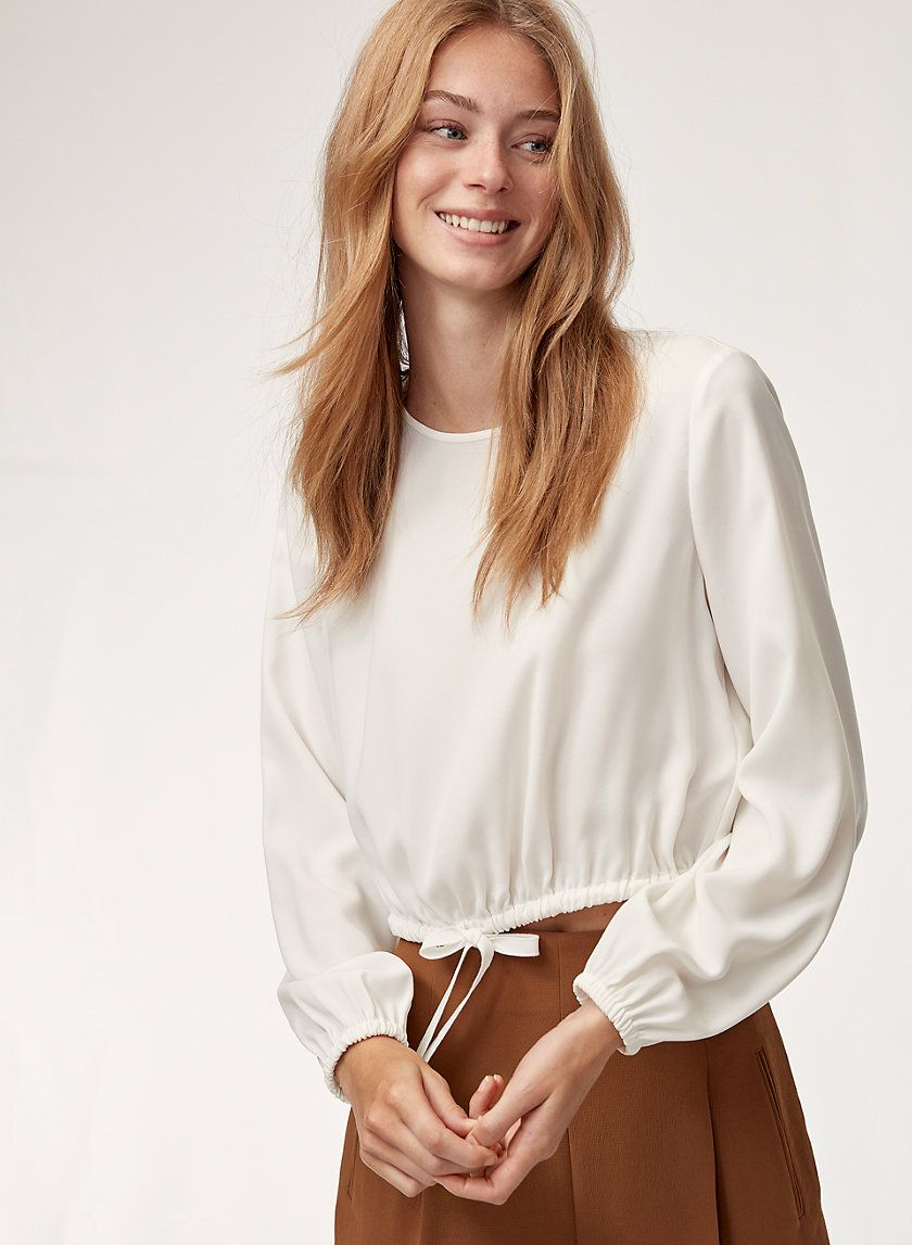 27a6bc9caf1117 Eleanora blouse