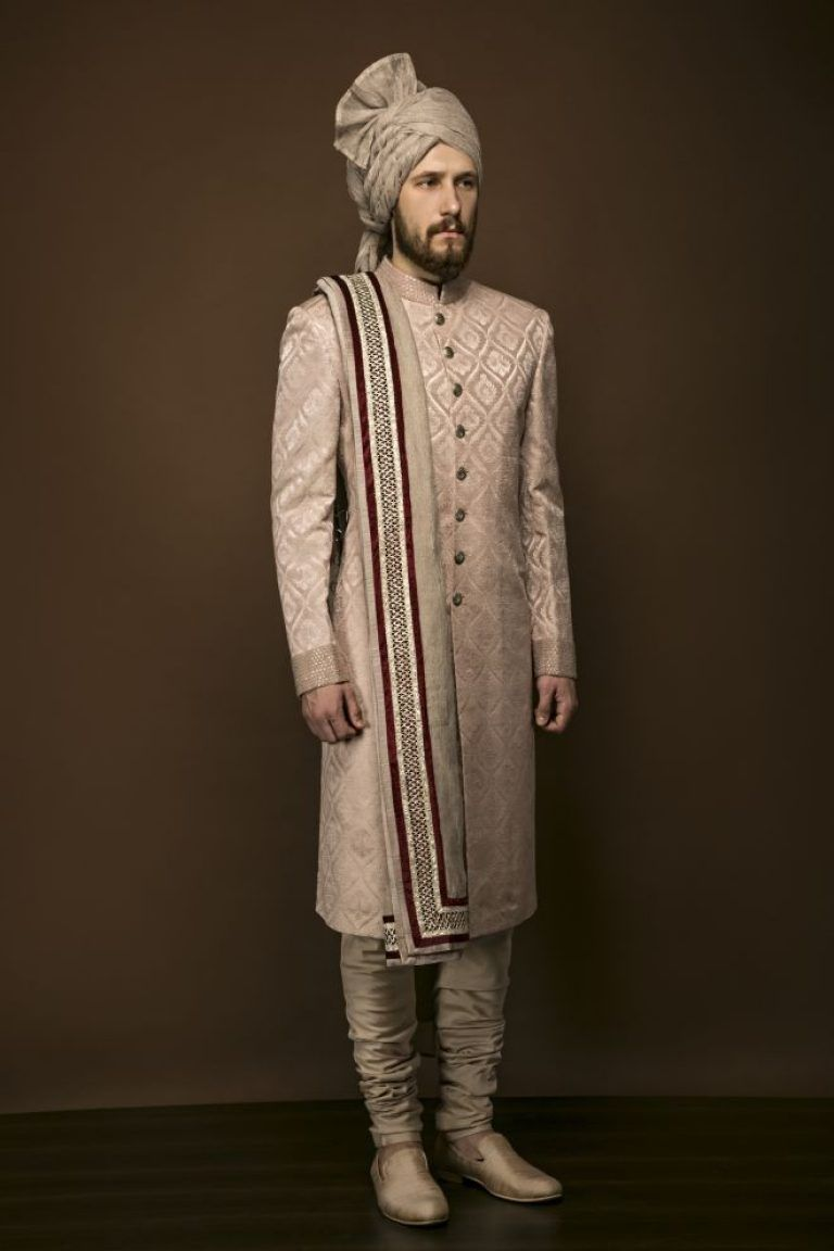 Designer Wedding Sherwani for Men In Noida, Delhi NCR ...