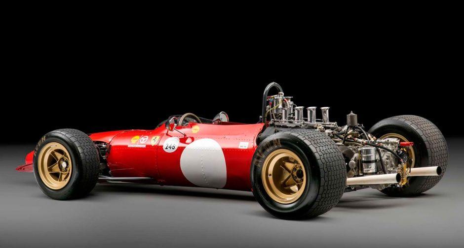 Ferrari's prettiest single-seater is primed for Paris… | Classic Driver Magazine