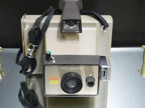 Polaroid EE 22 Sofortbild-Kamera - in bester Erhaltung -