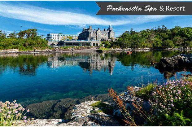 Wedding Venues Kerry Parknasilla Spa Resort