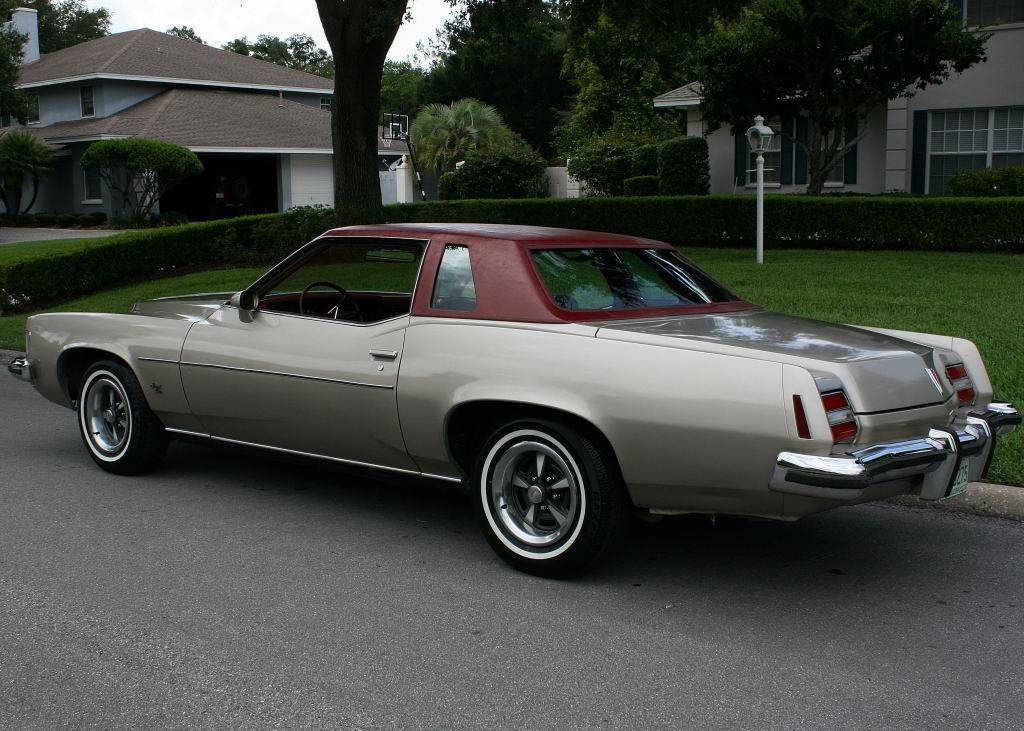 1973 pontiac grand prix original pontiac we build. Black Bedroom Furniture Sets. Home Design Ideas