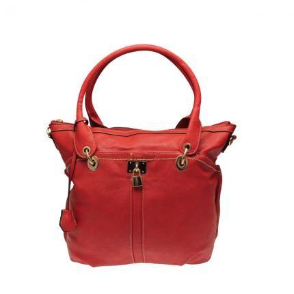 Hübsche Handtasche (in 7 feschen Farben) #red #handbag #fashion #jepo