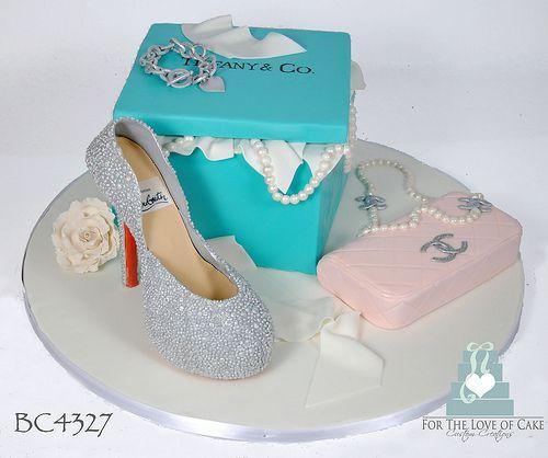 BC4327-tiffany-box-louboutin-shoe-cake-toronto