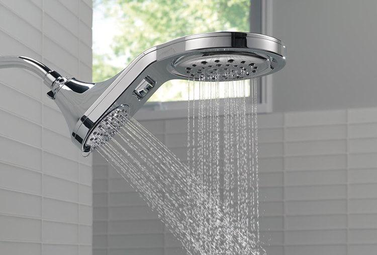 Luxury Bathroom Ideas To Splurge On A Raincan Shower Head And