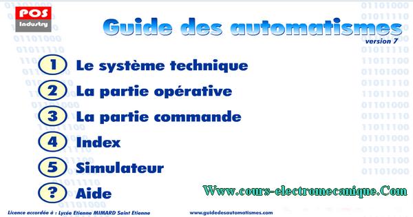 guide des automatismes v7 gratuit