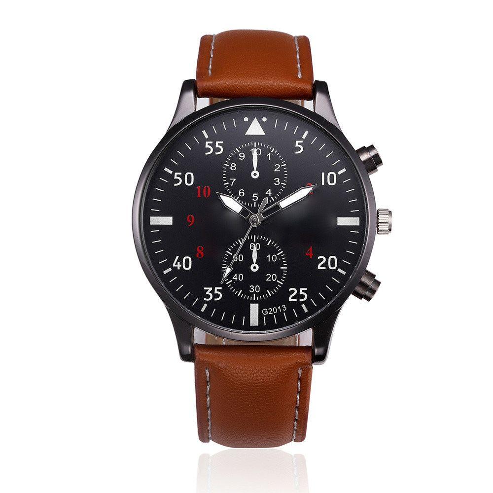 >> Click to Buy << Retro Design Leather Band Analog Alloy Quartz Wrist Watch orologio uomo relojes hombre 2017 montre homme july6 #Affiliate