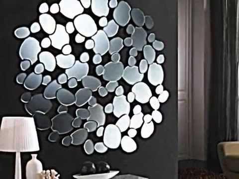 espejos de pared modernos ideas para la decoracion del hogar