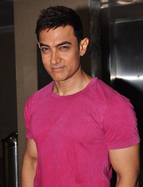 9 Pictures Of Amir Khan With And Without Makeup Aamir Khan