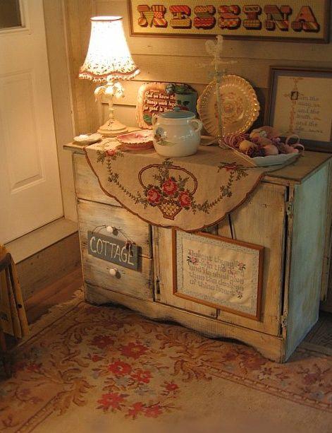 vintage cottage style brocante pinterest maison ma petite et mouches. Black Bedroom Furniture Sets. Home Design Ideas
