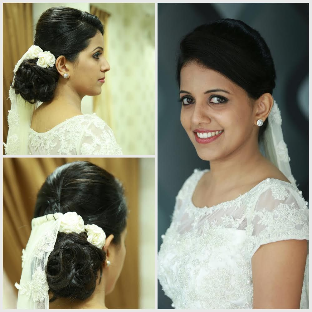 Teena Jerein Christian Wedding Gowns Hairdo Wedding Christian Bride