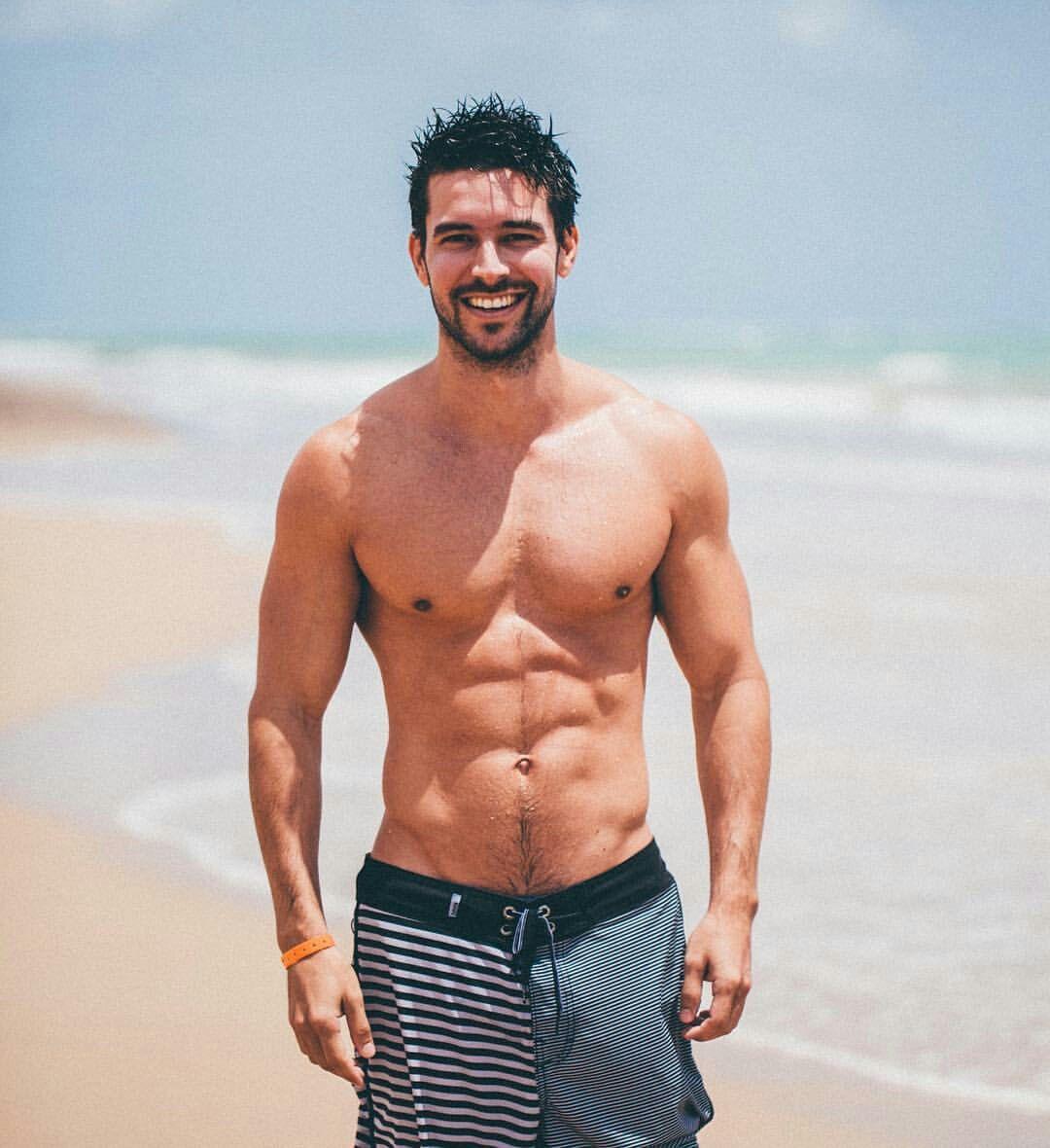 c8a5ea3530 Bernardo Velasco My Boys, Brazil, Swim Trunks, Sexy Men, Instagram Posts,