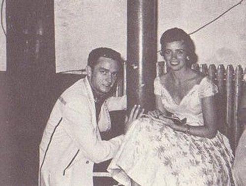 Johnny June Carter Rockabilly Pinterest June Johnny Cash