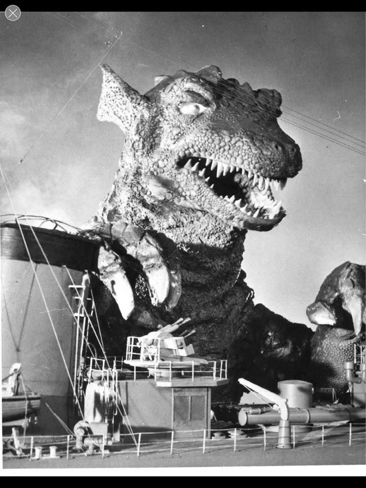 Image result for gorgo 1961