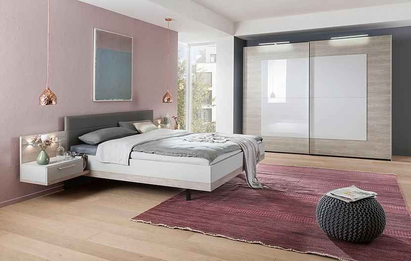 Nolte Mobel Schlafzimmer Set Novara Inklusive Aufbauservice