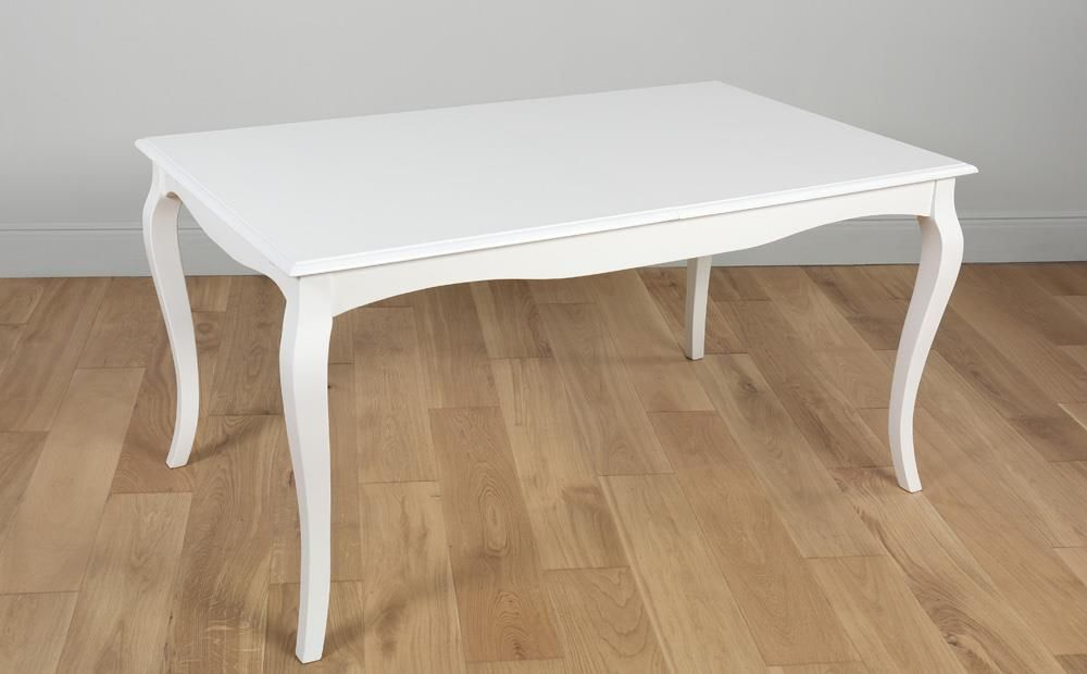 Clarendon White Extending Dining Table 150 190cm Only 299 99 Furniture Choice White Extending Dining Table Furniture Choice Dining Table