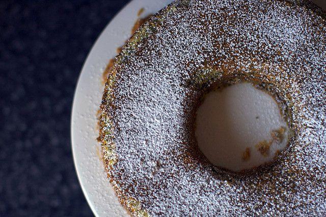 Poppy Seed Lemon Cake All The Recipes Cake Lemon Desserts