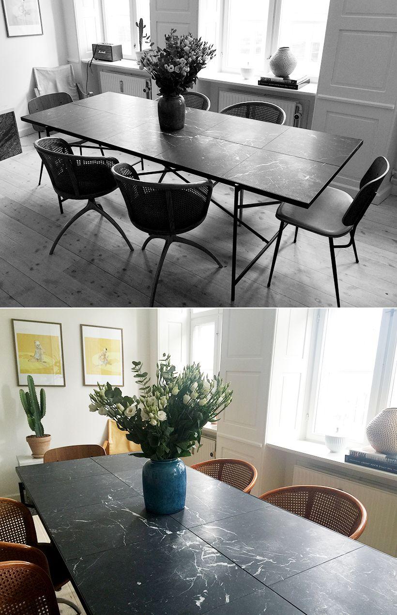 Helt nya handvark | Home i 2019 | Ideer boligindretning, Spisebord og Møbler AX-04