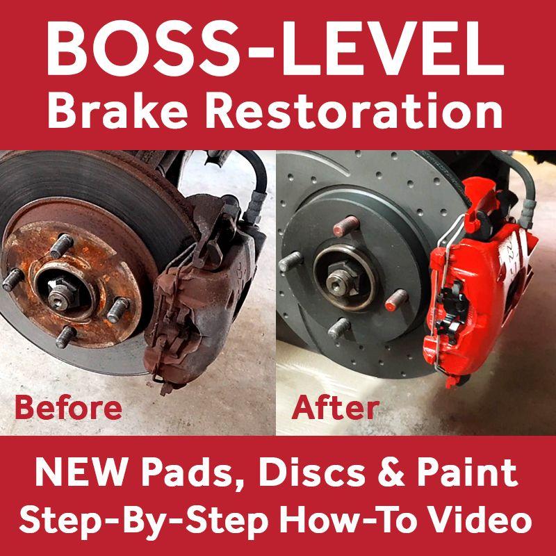 Brake Pad Brake Rotor Brake Caliper Change Like A Boss In 2020 Brake Pads Brake Pad Replacement Brake Calipers