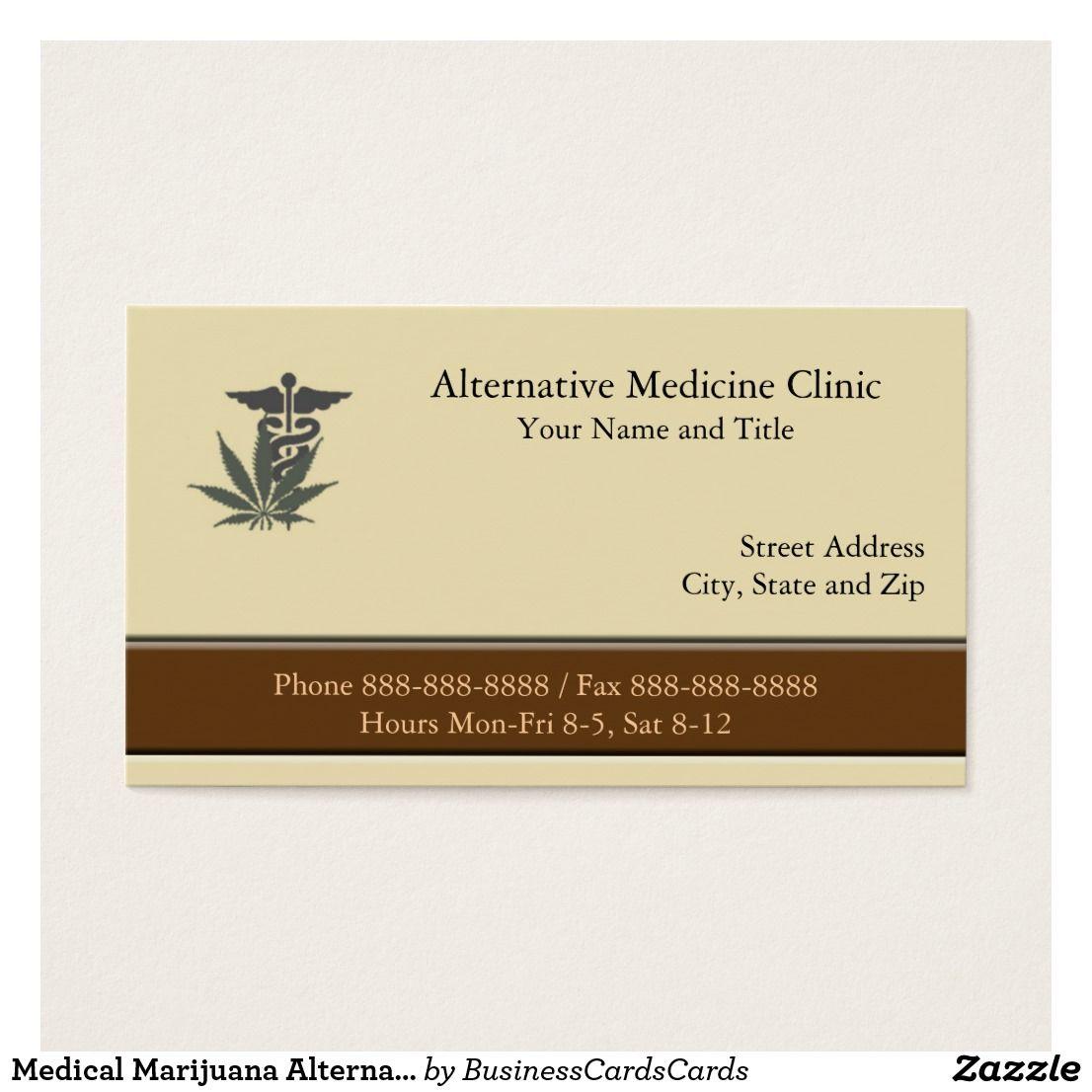 Medical marijuana alternative medicine cannabis business card medical marijuana alternative medicine cannabis business card custom check out more business card designs at http magicingreecefo Choice Image